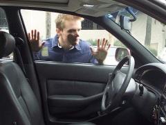 Otevírání aut